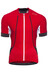 GORE BIKE WEAR 30th OXYGEN Kortärmad cykeltröja Herr WS SO röd